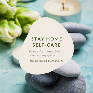 Stay Home Self-Care