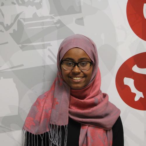 Spotlight Member: Shayma Musa